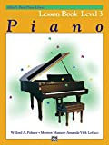 Alfred'S Basic Piano Library Lesson 3
